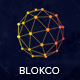 Blokco - ICO & Cryptocurrency WordPress Theme