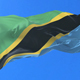 Flag of Tanzania Waving - VideoHive Item for Sale