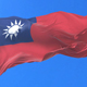 Flag of Taiwan Waving - VideoHive Item for Sale