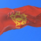 Warsaw Pact flag Waving - VideoHive Item for Sale