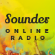 Sounder | Online Radio WordPress Theme - ThemeForest Item for Sale
