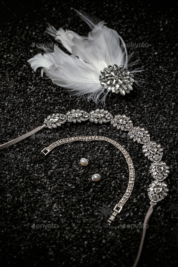 Jewellery sets - Stock Photo - Images
