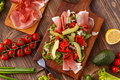 Salad with cured ham - PhotoDune Item for Sale