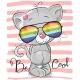 Kitten with Sun Glasses