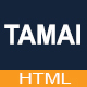 Tamai - Multipurpose Business Landing Page Template - ThemeForest Item for Sale
