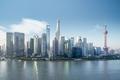 beautiful shanghai skyline - PhotoDune Item for Sale