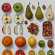 Fruits - Isolated Food Items - GraphicRiver Item for Sale