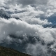 The Clouds Move in the Himalayan Peaks - VideoHive Item for Sale