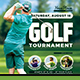 Golf Tournament Flyer/Poster