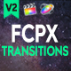 FCPX Transitions Styles - VideoHive Item for Sale