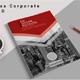 A4  Corporate Business Bi-Fold #16