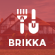 Brikka - Building and Construction HTML Template - ThemeForest Item for Sale