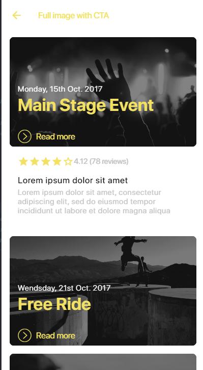 Ionic 3 / Angular 5 UI Theme / Template App - 5 in 1 Multipurpose Starter  iOS 12 Style App