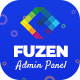 Fuzen - Modern & Clean Responsive Bootstrap 4 Admin Dashboard Template + UI Kit - ThemeForest Item for Sale