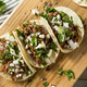 Spicy Homemade Beef Barbacoa Tacos - PhotoDune Item for Sale