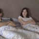 Difficulties in Relationships as Man and Woman Swear in Bed - VideoHive Item for Sale