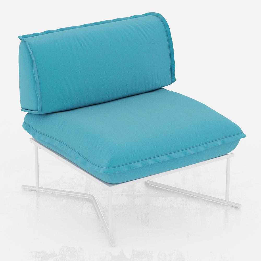 Colorado Garden Metal Chair