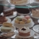 Mini Cakes Shop Window. Moving Around Shop Window. - VideoHive Item for Sale