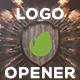 Shield Gun Logo Opener - VideoHive Item for Sale