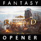 Fantasy Opener - VideoHive Item for Sale