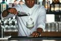 Bartender adding ice - PhotoDune Item for Sale
