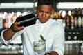 Barman adding alcohol - PhotoDune Item for Sale