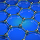 Nanotechnology Hexagon Grid - VideoHive Item for Sale
