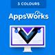 AppsWorks-3 Colours Keynote Presentation