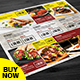 Restaurant Menu - Food Menu Flyer - GraphicRiver Item for Sale