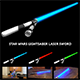 Star Wars Lightsaber Laser Sword - 3DOcean Item for Sale