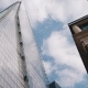 Clouds Over Old and Modern Buildings, London - VideoHive Item for Sale