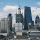 View of Old and Modern Buildings in London - VideoHive Item for Sale