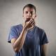 Man whistling - PhotoDune Item for Sale
