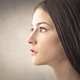 Portrait of a profile woman - PhotoDune Item for Sale