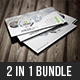 Real Estate Business Card Bundle