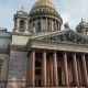 St. Isaac's Cathedral in St. Petersburg in Russia - VideoHive Item for Sale