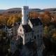 Flight Around Lichtenstein Castle, Germany. - VideoHive Item for Sale