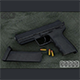 ASG - MK23 Socom Black - 3DOcean Item for Sale