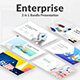 Enterprise Creative Bundle Powerpoint - GraphicRiver Item for Sale