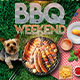 Bbq Weekend Flyer Poster - GraphicRiver Item for Sale