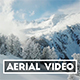Aerial Video of a Winterwonderland in the Swiss Alps - VideoHive Item for Sale