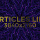Purple Particles - VideoHive Item for Sale