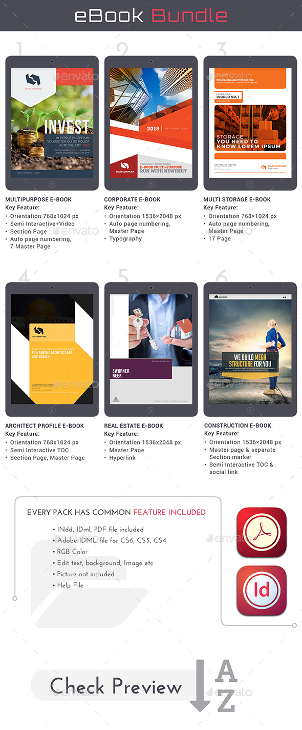 E-book Bundle - ePublishing