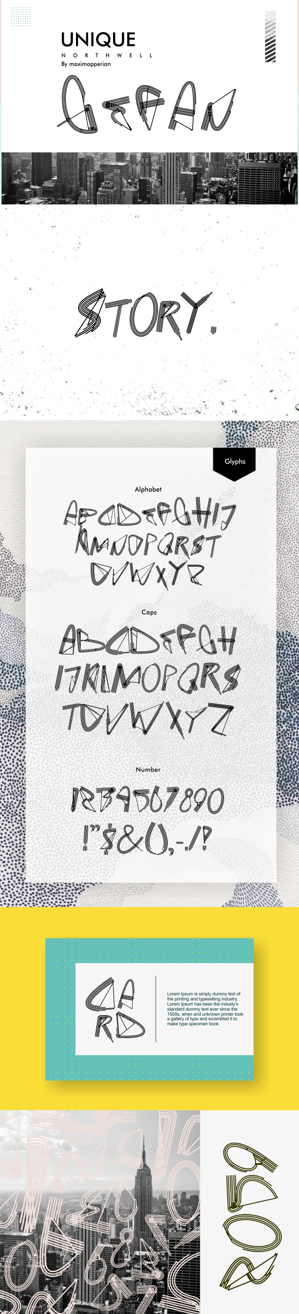 Gefan - Sans-Serif Fonts