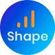 Free Download Shape - App Landing Page Template Nulled