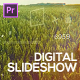 Digital Slideshow for Premiere Pro - VideoHive Item for Sale