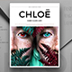 Chloe Fashion Magazine Layout  - GraphicRiver Item for Sale