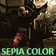 Sepia Color Photoshop Action - GraphicRiver Item for Sale