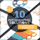 Infographic Solutions. Part 14 - GraphicRiver Item for Sale