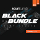 Black Bundle Powerpoint Templates